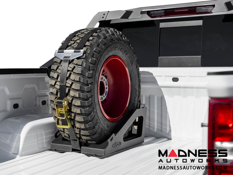 Dodge Ram Rebel Tire Carrier
