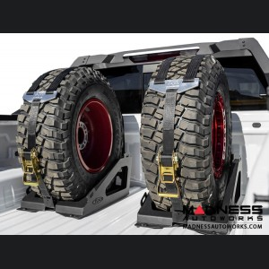Dodge Ram Rebel Tire Carrier
