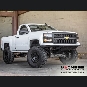 Chevrolet Silverado 1500 ADD Lite Front Bumper by Addictive Desert Designs - 2014-2015