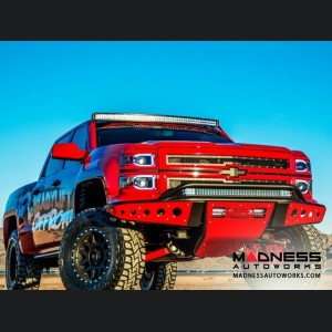 GMC Sierra 1500 Stealth Front  Bumper by Addictive Desert Designs - 2014-2015