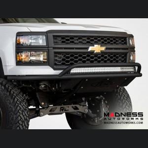 Chevrolet Silverado 1500 ADD Lite Front Bumper w/ Top Hoop by Addictive Desert Designs - 2014-2015