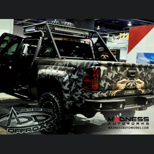 Chevrolet Silverado 1500 Dimple R Rear Bumper by Addictive Desert Designs - 2014+