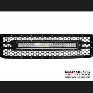 "Chevrolet Silverado 2500/ 3500 30"" RDS LED Light Bar Front Grille by Rigid Industries - 2015 - Light Included"