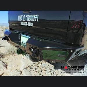 Chevrolet 2500/ 3500 Honey Badger Rancher Rear Bumper by Addictive Desert Designs - 2015+