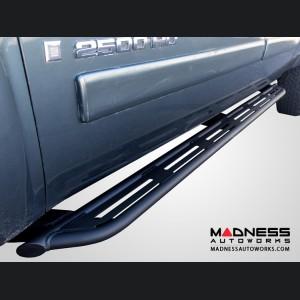 Chevrolet Silverado 1500/ 2500 ADD Lite Side Steps by Addictive Desert Designs - CrewCab - 2003+