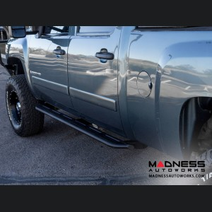 GMC Sierra 1500/ 2500 ADD Lite Side Steps by Addictive Desert Designs - CrewCab - 2003+