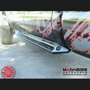GMC Sierra 1500/ 2500/ 3500 Honey Badger Side Steps by Addictive Desert Designs - Crew Cab - 2007+
