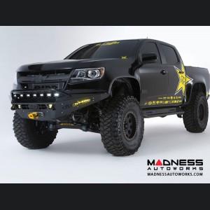 GMC Canyon Honey Badger Front Bumper w/ Winch Mount by Addictive Desert Designs - 2015+