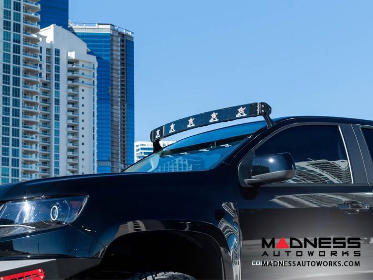 "GMC Canyon 50"" Radius Light Bar Roof Mount by Addictive Desert Designs"