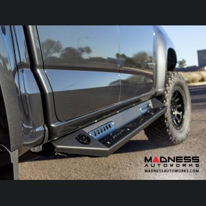 GMC Canyon Honey Badger Side Steps by Addictive Desert Designs - 2015+ (4 Door)