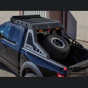Dodge Ram 1500 Honeybadger Chase Rack Base