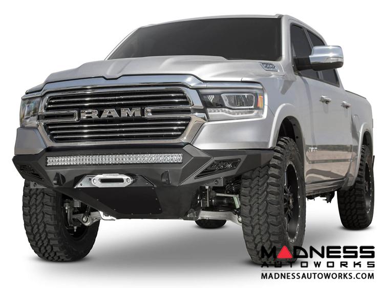 Ram 1500 Bumper >> Dodge Ram 1500 Stealth Fighter Front Bumper W Winch