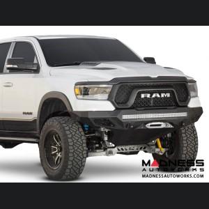 Dodge Ram Rebel Stealth Fighter Winch Front Bumper w/ Sensors