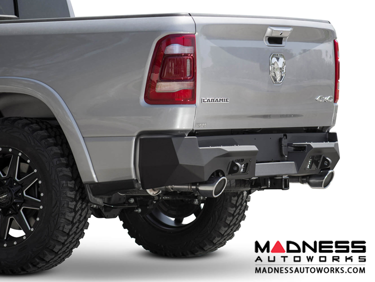 Dodge Ram 1500 Stealth Fighter Rear Bumper
