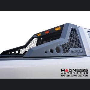 Ford Super Duty Honeybadger Chase Rack - Hammer Black