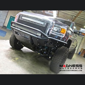 GMC Sierra 2500/ 3500 HD Stealth Front Bumper by Addictive Desert Designs - 2015+