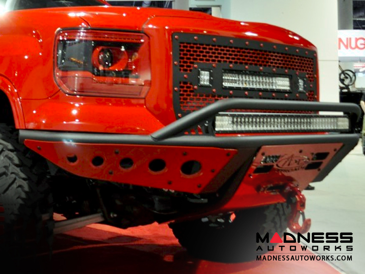 GMC Sierra 1500 Stealth Front Bumper by Addictive Desert Designs - 2014-2015 - No Winch