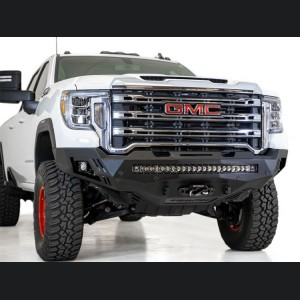 GMC Sierra 2500/ 3500 Stealth Fighter Front Bumper