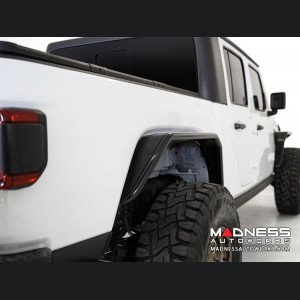 Jeep Gladiator JT Tube Fenders - Stealth Fighter - Rear