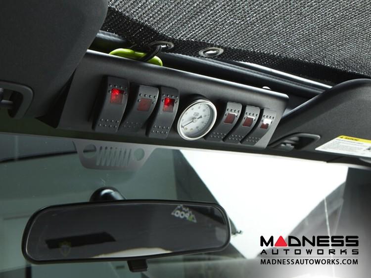 Jeep Wrangler JK 6 Switch SPOD & Source System by Addictive Desert Designs