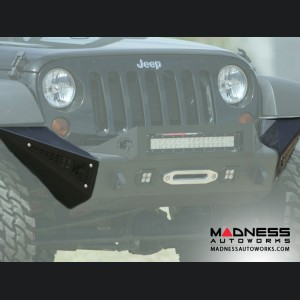 Jeep Wrangler JK Stealth Fighter Side Pods by Addictive Desert Designs - 2007+