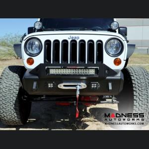 Jeep Wrangler JK Stealth Fighter Rock Caps by Addictive Desert Designs - 2007+