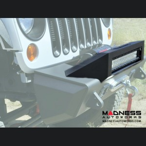 "Jeep Wrangler JK Stealth Fighter 20"" LED Hoop by Addictive Desert Designs - 2007+"