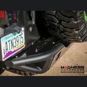 Jeep Wrangler JK Venom Rear Bumper by Addictive Desert Designs - 2007+