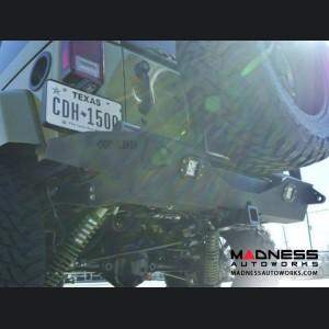 Jeep Wrangler JK Stealth Fighter Rear Bumper by Addictive Desert Designs - 2007+