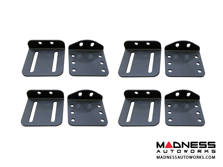 Pivot Roof Mount Kit for MaxRax Roof Rack by Addictive Desert Designs