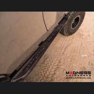 Jeep Wrangler JK Venom Side Steps by Addictive Desert Designs - 4 Door - 2007+