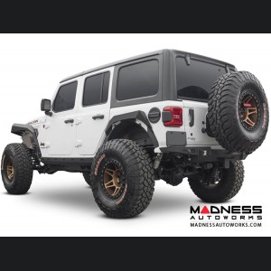 Jeep Wrangler JL Rock Fighter Fenders - Rear
