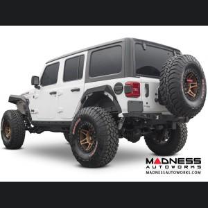 Jeep Wrangler JL Rock Fighter Fenders - Rear