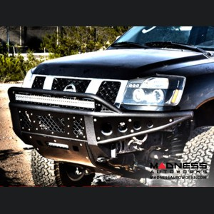 Nissan Titan Stealth Front Bumper by Addictive Desert Designs - 2004-2014