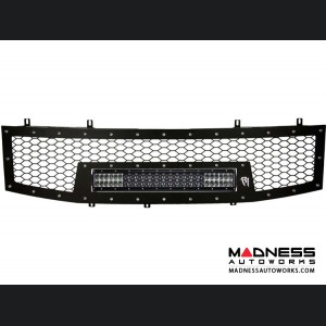 Nissan Armada LED Light Front Grille by Rigid Industries - (2004- 2014)