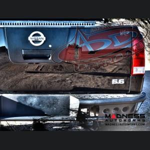 Nissan Titan Dimple R Rear Bumper by Addictive Desert Designs - 2004-2014