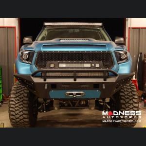 Toyota Tundra Honey Badger Front Bumper w/ Winch Mount by Addictive Desert Designs - 2014+