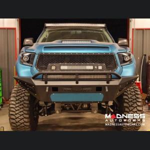 Toyota Tundra Honey Badger Front Bumper w/o Winch Mount by Addictive Desert Designs - 2014+