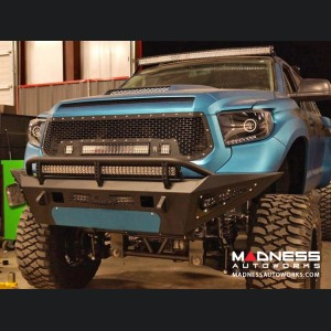 Toyota Tundra Honey Badger Front Bumper w/o Winch Mount by Addictive Desert Designs - 2014+
