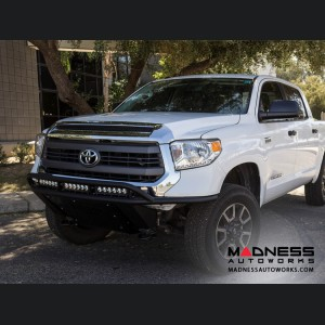 Toyota Tundra ADD Lite Front Bumper with Top Hoop by Addictive Desert Designs - 2014+