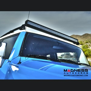 "Toyota FJ Cruiser 50"" Straight Light Bar Roof Mount by Addictive Desert Designs"