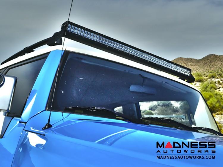 "Toyota FJ Cruiser 50"" Straight Light Bar Roof Mount by Addictive Desert Designs"