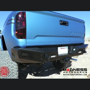 Toyota Tundra Honey Badger Rear  Bumper by Addictive Desert Designs - 2014+