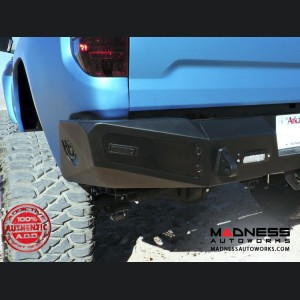 Toyota Tundra Honey Badger Rear  Bumper by Addictive Desert Designs - 2014+