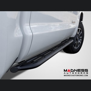 Toyota Tundra ADD Lite Side Steps by Addictive Desert Designs - CrewMax - 2007+