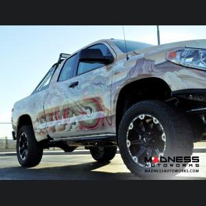 Toyota Tundra Venom Side Steps by Addictive Desert Designs - CrewMax - 2007+