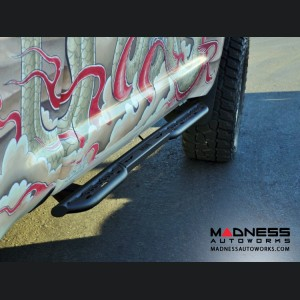 Toyota Tundra Venom Side Steps by Addictive Desert Designs - CrewMax - 2007+