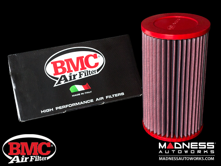 alfa romeo 4c performance air filter by bmc madness. Black Bedroom Furniture Sets. Home Design Ideas