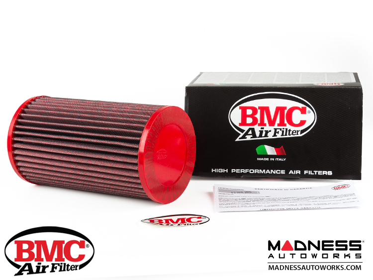 alfa romeo 4c performance air filter by bmc madness autoworks auto parts and accessories. Black Bedroom Furniture Sets. Home Design Ideas