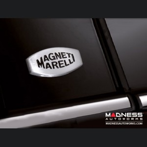 Magneti Marelli Badges (pair)